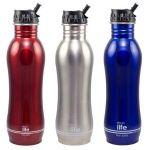 Μεταλλικά Μπουκάλια με Φίλτρο Ecolife 750ml