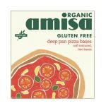 Βάση πίτσας χωρίς γλουτένη Amisa