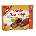 Μπάρα σοκολάτα φουντούκι 3 Pauly