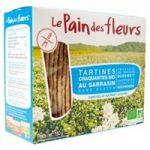 Κράκερ φαγόπυρου Le pain des fleurs