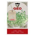 GEO-Βιολογικοί σπόροι chia για φύτρα