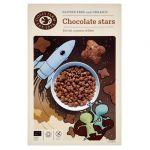 Δημητριακά Stars με αληθινή σοκολάτα χωρίς γλουτένη DOVESFARM