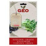 GEO-Βιολογικοί σπόροι Ηλίανθου για φύτρα