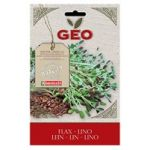 GEO-Βιολογικοί σπόροι λιναριού (flax)