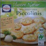 WAGNER-Πίτσα Piccolo με τρία τυριά