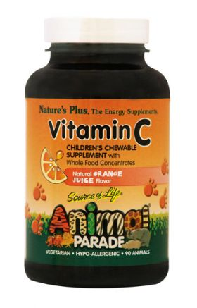 Vitamin C Animal Parade